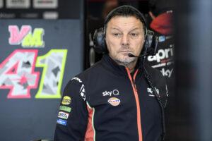MotoGP   Covid-19 Fausto Gresini: Condizioni stabili e in lento miglioramento