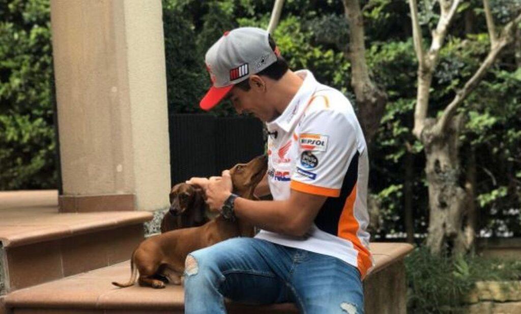 MotoGP | Marc Marquez in ospedale per un controllo all'omero destro