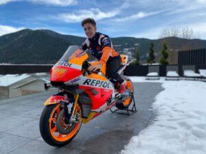 MotoGP | Pol Espargarò, a sorpresa la Honda RC213V ad Andorra [VIDEO]