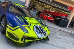 MotoGP | 12 ore del Golfo: prime prove libere per Rossi  [FOTO]