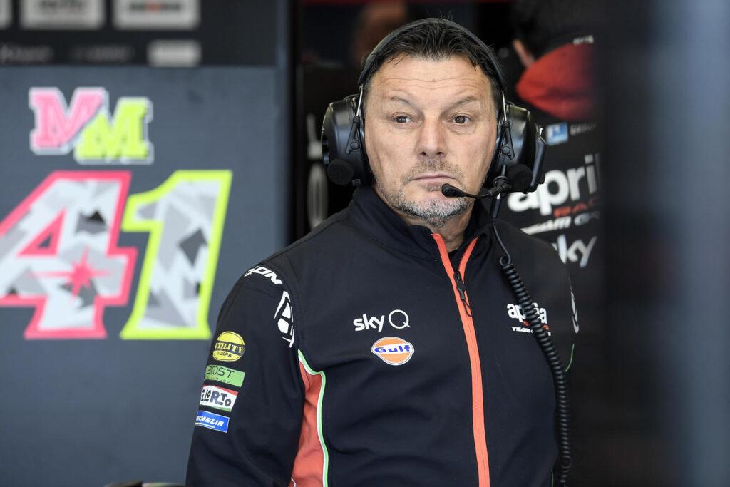 MotoGP | Covid-19: piccoli ma significativi passi in avanti per Fausto Gresini