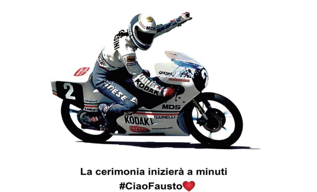 MotoGP | Fausto Gresini: l'ultimo saluto in diretta streaming [VIDEO]
