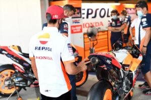 MotoGP   Honda in Top Class almeno fino al 2026