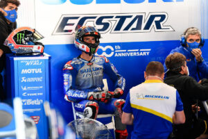 "MotoGP   Alex Rins, ""Brivio ci mancherà, difficile capire quando tornerà Marquez"""
