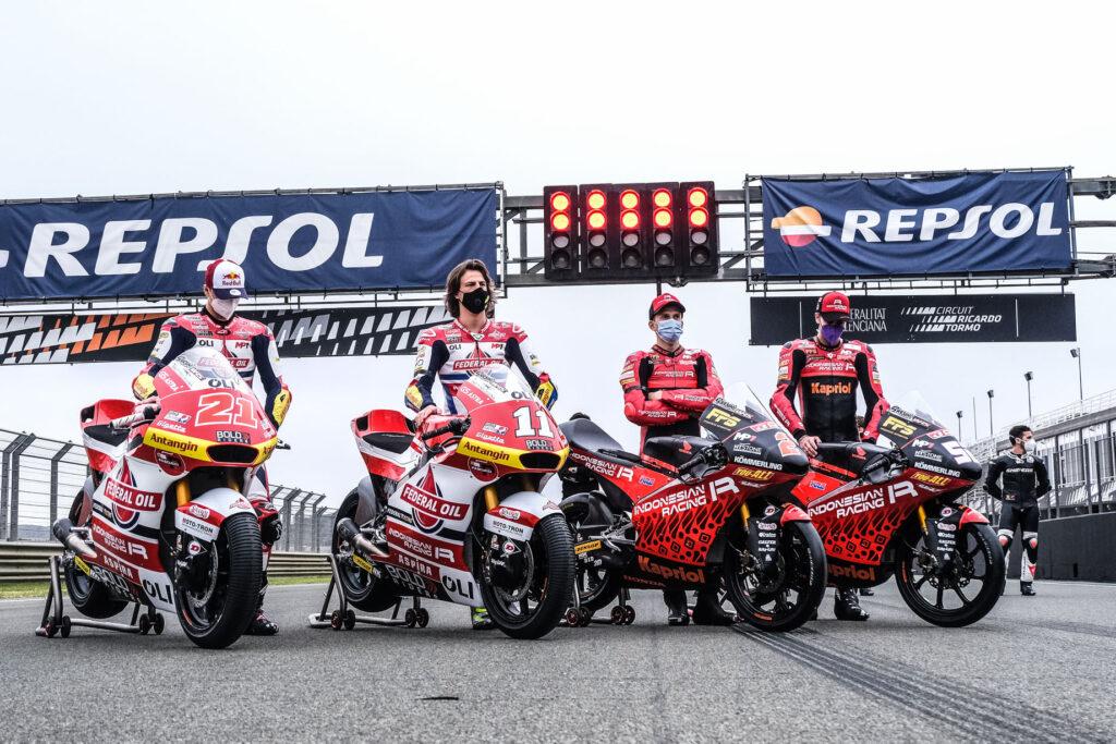 Moto2 | Gresini Racing in pista nel nome di Fausto