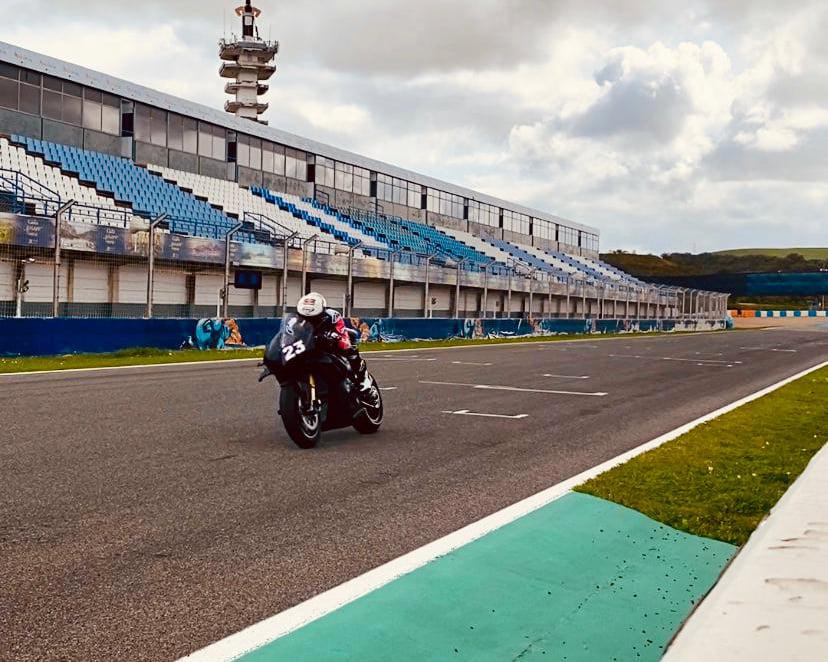 """MotoGP   Test Jerez Ducati: Bastianini: """"La V4?Veramente tanta potenza e divertimento"""""""