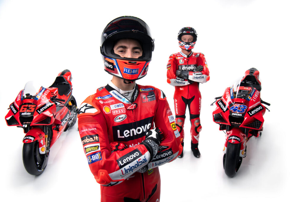 MotoGP | Presentazione Ducati 2021: highlights [VIDEO]