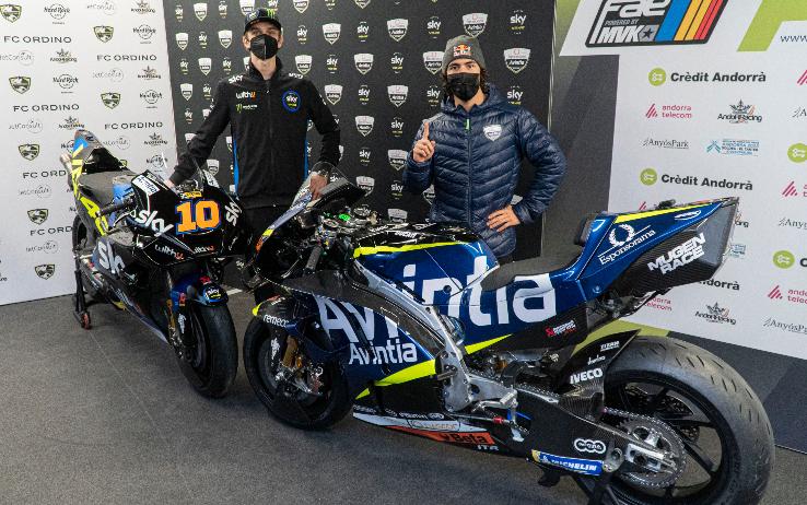 MotoGP | Presentato il team Esponsorama Racing [VIDEO]