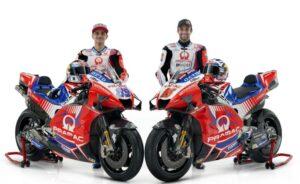 MotoGP | Presentazione Pramac Ducati: la parola a Campinoti e Guidotti