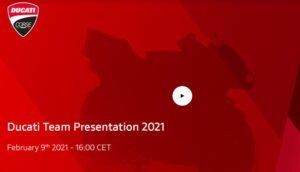 MotoGP | Ducati 2021: segui in streaming la presentazione della nuova Desmosedici [VIDEO]