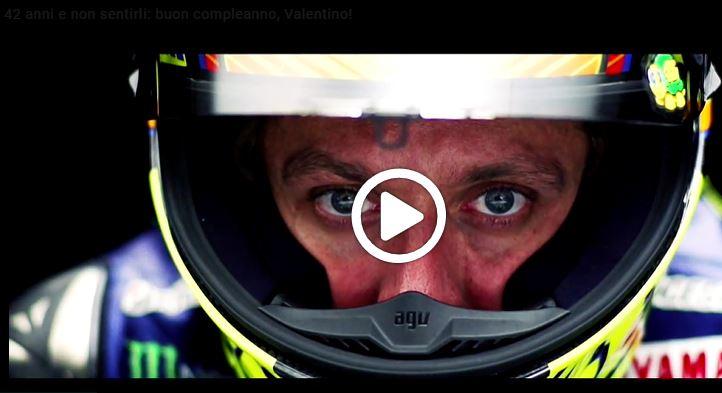 MotoGP | Valentino Rossi compie 42 anni [VIDEO]