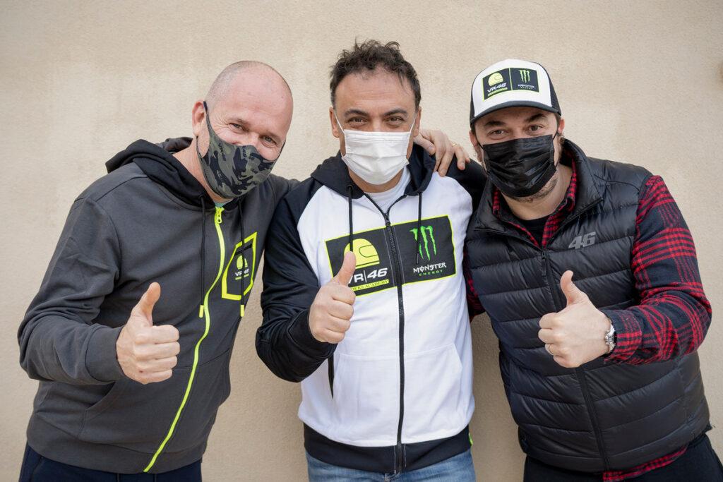 Moto3 | La VR46 Riders Academy debutta nel CIV