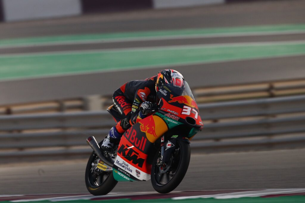 Moto3 | Test Qatar: Acosta al comando della classifica