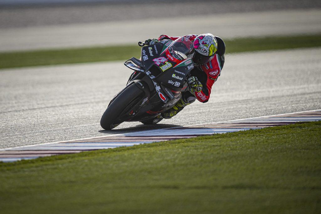 """MotoGP   GP Qatar Day 1: Aleix Espargarò, """"Soddisfatto di questo inizio"""""""