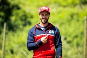 MotoGP   Andrea Dovizioso proverà l'Aprilia RS-GP