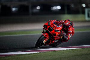 "MotoGP   GP Qatar Day 1: Francesco Bagnaia, ""Ducati perfetta, ora tocca a me"""