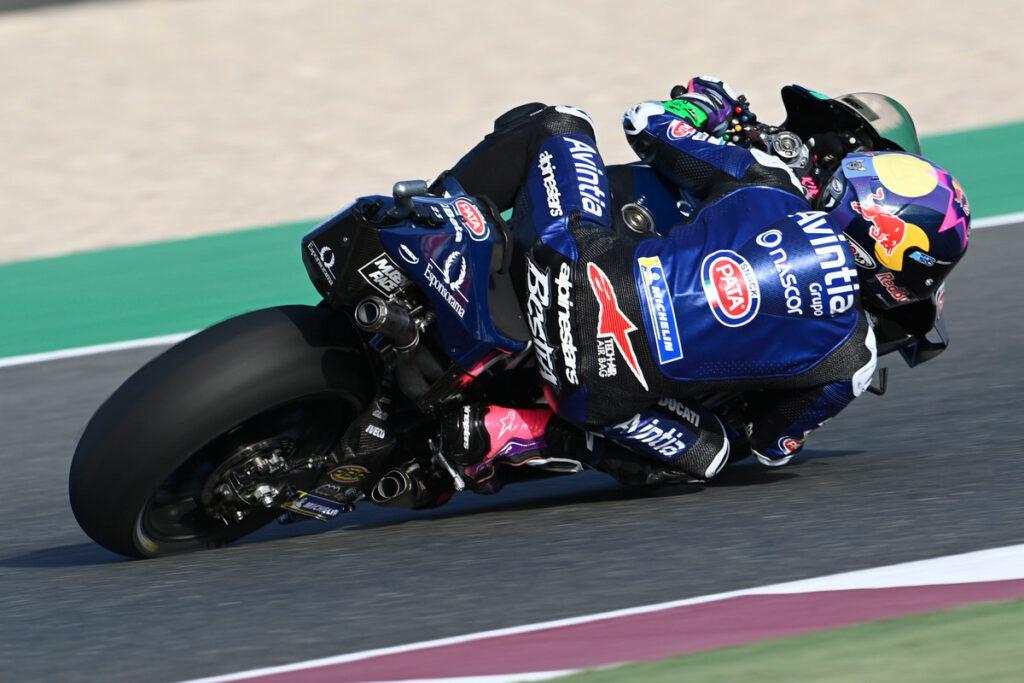 """MotoGP   GP Qatar Day 1: Enea Bastianini, """"Progressi evidenti"""""""