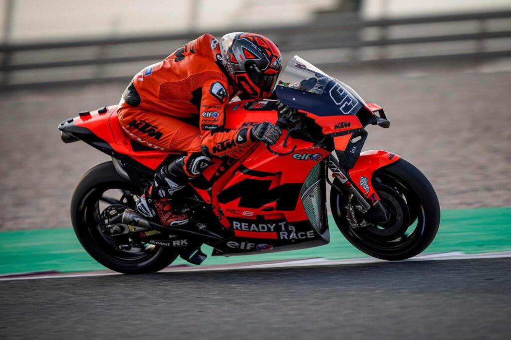 "MotoGP | GP Qatar: Petrucci, ""Mi sento arrembante"""