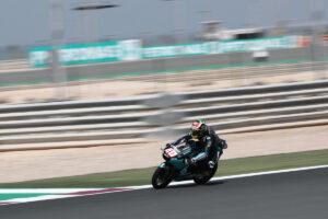 Moto3 | Gp Qatar Warm Up: Binder il più veloce, Migno è secondo