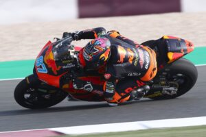 Moto2 | Test Qatar: Gardner in testa alla classifica