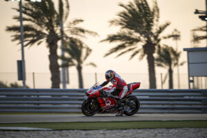 "MotoGP | Test Qatar 2 Day 2: Johann Zarco, ""Una giornata molto stimolante"""