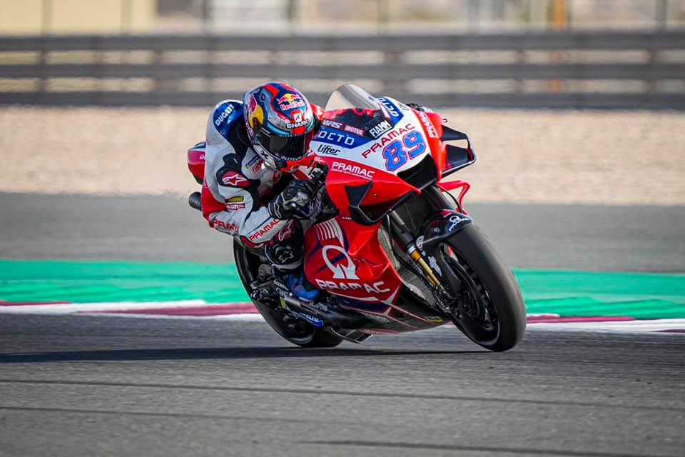 "MotoGP | GP Qatar Gara: Jorge Martin, ""Partenza incredibile"""