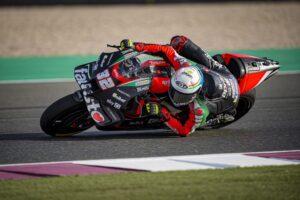 "MotoGP   GP Qatar Day 1: Lorenzo Savadori, ""La spalla sta reagendo bene"""
