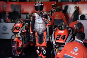 Moto2 | GP Qatar 2: Marcon sostituisce Corsi