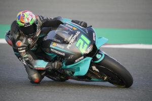 MotoGP   Gp Qatar FP3: il caldo non permette miglioramenti, Morbidelli il più veloce