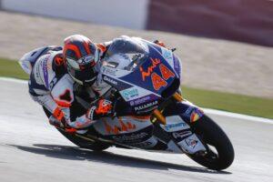 Moto2   Gp Qatar FP3: Canet il più veloce, bene Di Giannantonio
