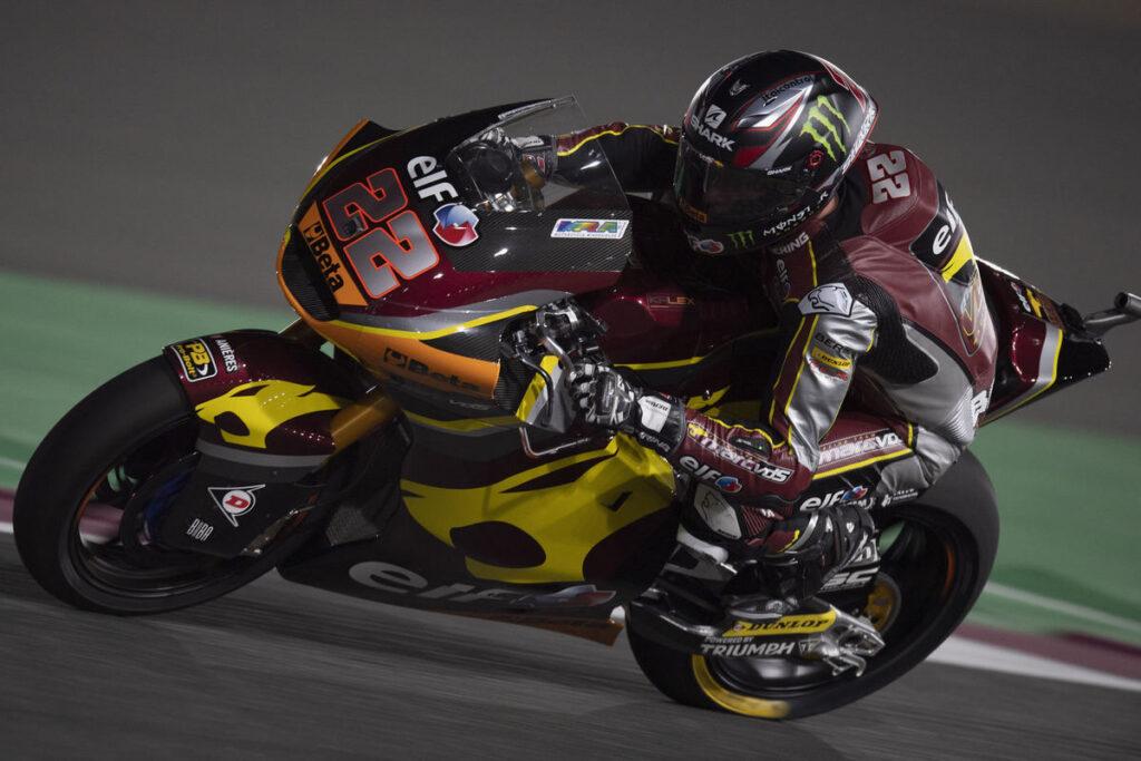 Moto2 | Gp Qatar Gara: dominio Lowes, Di Giannantonio sul podio nel nome di Gresini