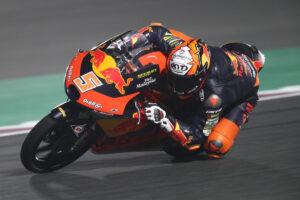 Moto3   Gp Qatar Gara: doppietta KTM Ajo con Masia e Acosta