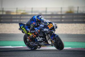 """MotoGP   GP Qatar Qualifiche: Luca Marini, """"Ho commesso qualche errore"""""""