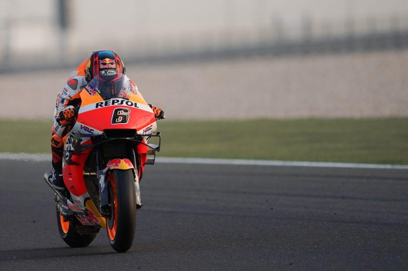 "MotoGP | Test Qatar 2 Day 2: Stefan Bradl, ""Avevamo molte cose da provare oggi"""