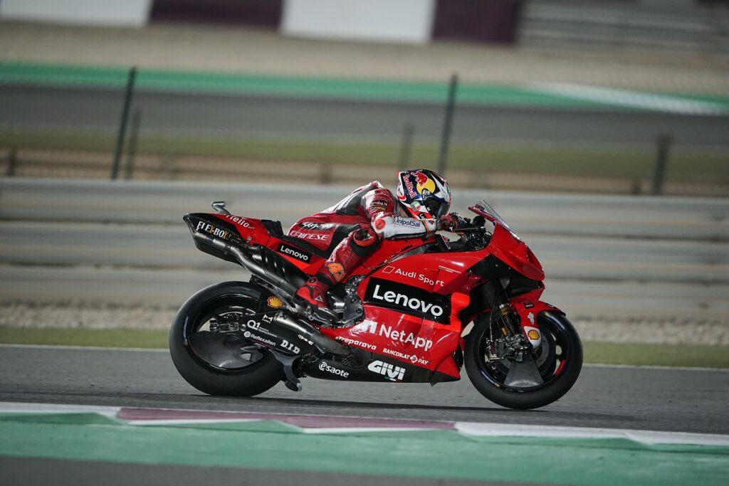 "MotoGP   Test Qatar 2 Day 2: Jack Miller, ""Ho provato una simulazione di gara"""