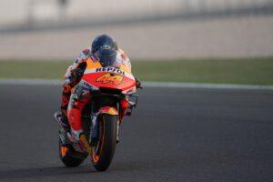 """MotoGP   Test Qatar 2 Day 3: Pol Espargarò, """"Con soli quattro giorni di test abbiamo fatto molto bene"""""""