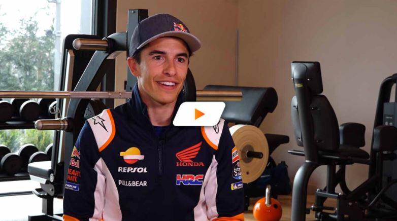 MotoGP | Marc Marquez, novità sul suo rientro [VIDEO]