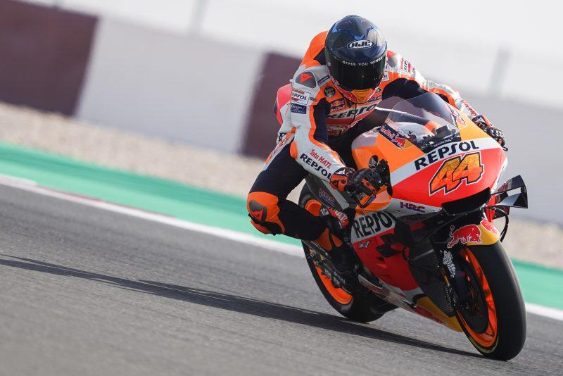 """MotoGP   Test Qatar Day 1: Pol Espargarò, """"C'è ancora tanto lavoro da fare"""""""