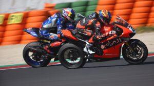 Superbike | Test Misano, Day 2: Rinaldi va molto vicino al record di Tom Sykes