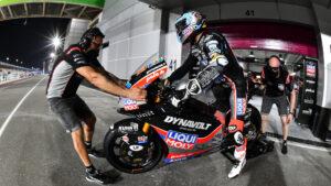 Moto2 | Test Qatar: Schrotter il più veloce