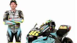 "MotoGP | Presentazione Yamaha Petronas SRT: Valentino Rossi, ""Pronto per una nuova sfida"""