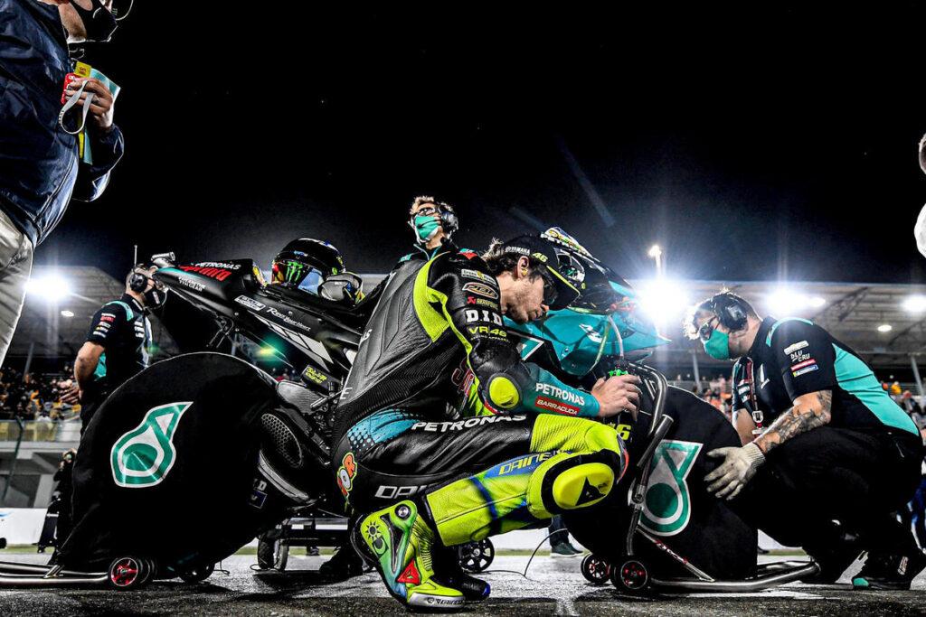 """MotoGP   GP Qatar 2: Valentino Rossi, """"Speriamo in un risultato migliore"""""""