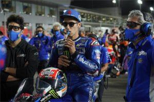 "MotoGP   GP Portimao: Alex Rins, ""Mi piace questa pista"""