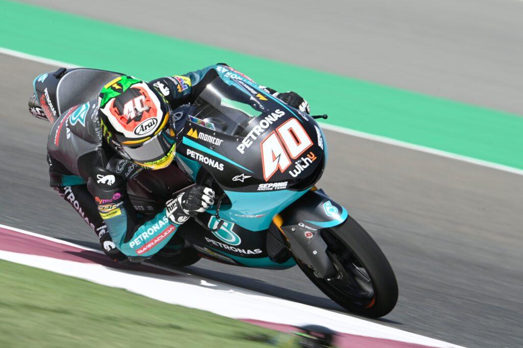Moto3   Gp Qatar 2 FP2: Binder il più veloce