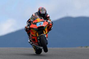 Moto2 | Gp Jerez FP1: Gardner al comando, Bezzecchi è secondo
