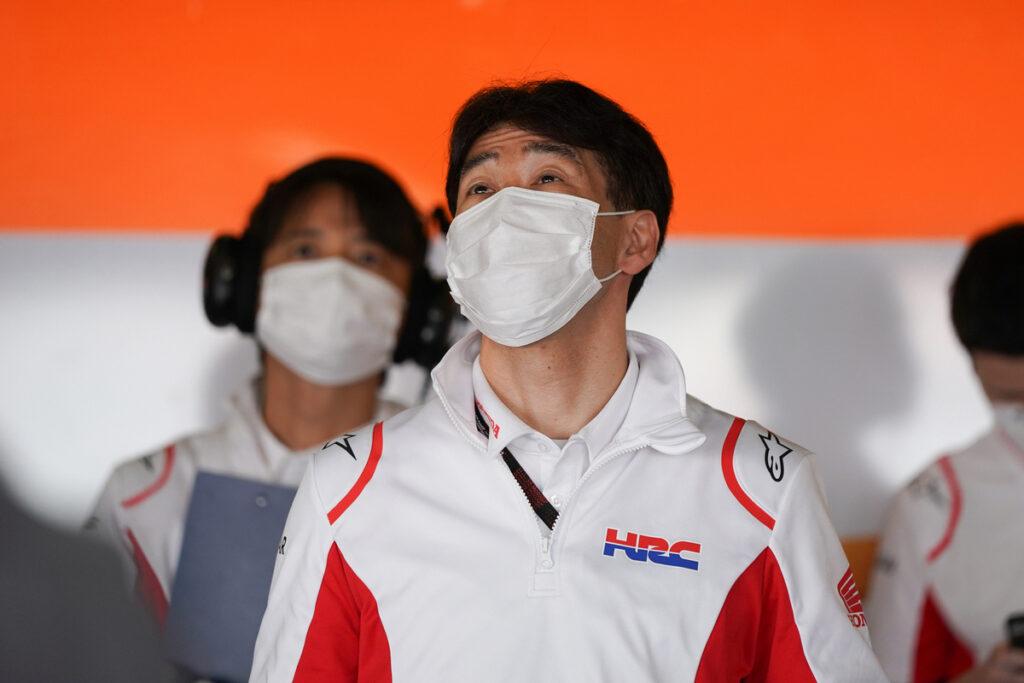 "MotoGP | GP Portimao: Tetsuhiro Kuwata (HRC), ""Orgogliosi di Marquez"""