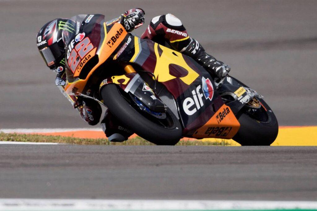 Moto2 | Gp Jerez FP2: Lowes precede Gardner, Bulega è sesto