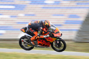 Moto3 | Gp Portimao Warm Up: Masia il più veloce, Migno è sesto