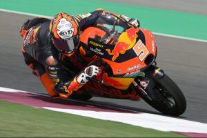 Moto3 | Gp Qatar 2 Warm Up: Masia il più veloce, brutta caduta per Guevara
