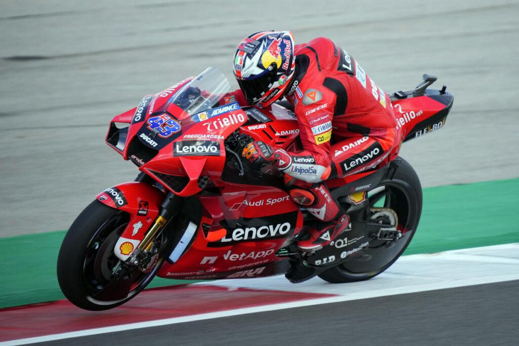 MotoGP | Gp Portimao Warm Up: comanda Miller, Morbidelli è quinto